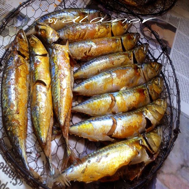 Myfresha licious how to make mackerel tinapa filipino for Filipino fish recipes