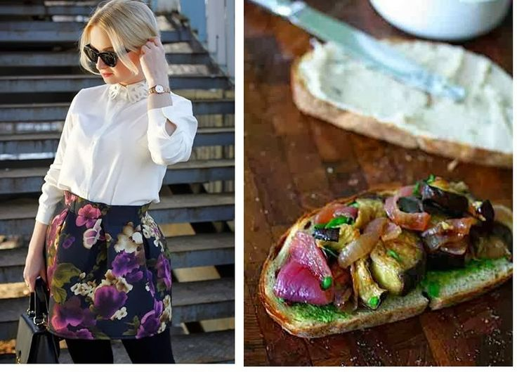 Cookish Stylish: SPRING FASHION&FOOD with STYLLOVE BLOG