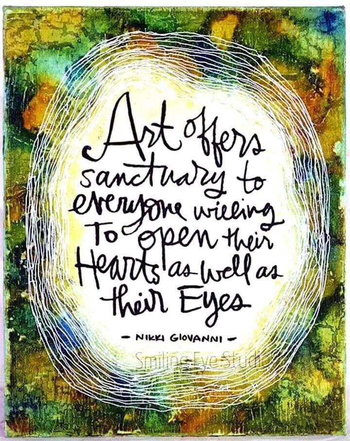 Beholding beauty heals the heart