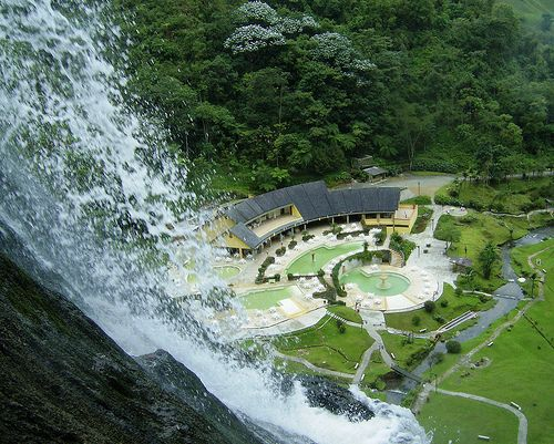 Balneario Termales Santa Rosa de Cabal
