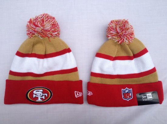 2013 NFL San Francisco 49ers Beanies-191