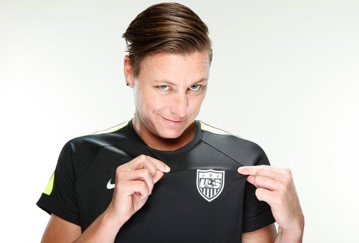 USA's Abby Wambach