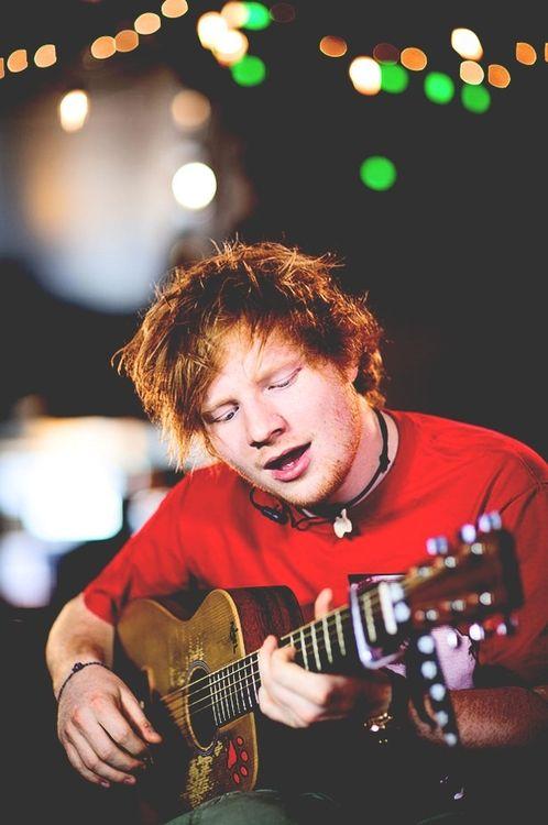 Ed Sheeran - Found on everything-stylinson.tumblr.com via Tumblr