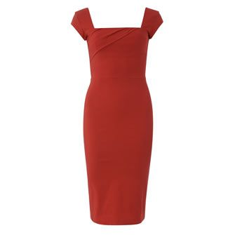 The Pretty Dress Company Red Occasion Dress