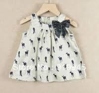 Resultado de imagem para vestidos de niña de 2 años