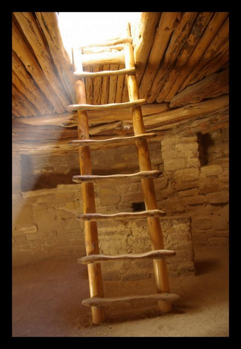 Mesa Verde National Park from the inside, #New #Mexico