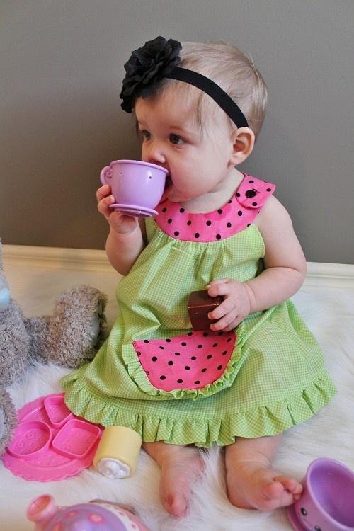 Cute Watermelon Dress