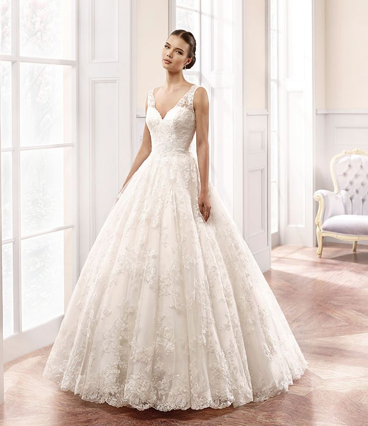 http://www.modwedding.com/2014/10/05/editors-pick-eddy-k-wedding-dresses-2015-milano-collection/ #wedding #weddings #wedding_dress