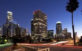 photos of skyline los angeles - Google Search