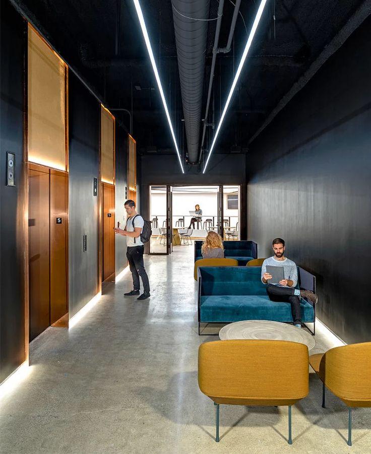 Modern Office Design Concept by Studio O+A