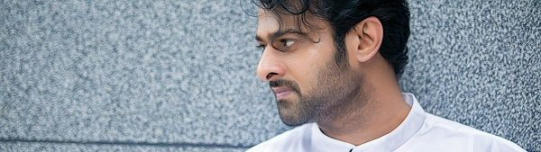 Prabhas updates his latest Saaho pic as his Facebook cover and fans are losing their sh*t! #FansnStars