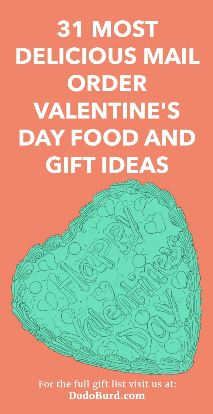 44622ec3c7a1 Show your other half that you re sweet on them with some tasty mail order  food gifts.