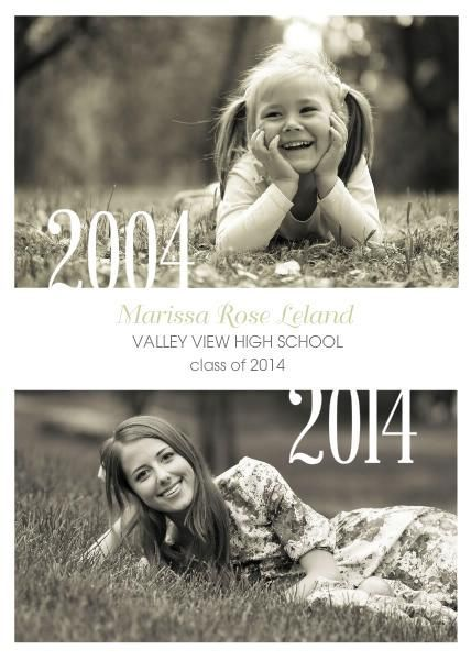 Graduation Announcement & Party Library | Zoggin #graduation #2014 #graduationparty