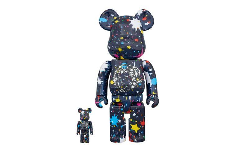 "Billionaire Boys Club and Medicom Toy Partner for ""STARFIELD"" BE@RBRICK"