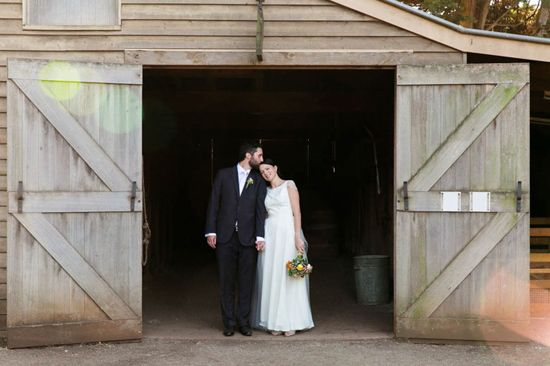 Ashleigh and Ryans Handmade Farm Wedding  |  Polka Dot Bride
