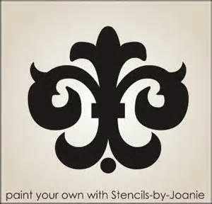 damask stencil printable free - Bing Images