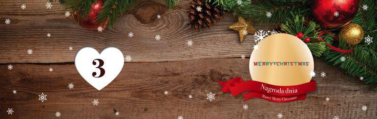 🎄🎅⛄ Odliczanie do Świąt ze SpaDreams! 🎄🎅⛄  Dzisiejszą, wspaniałą nagrodą w naszym Kalendarzu Adwentowym jest: baner Merry Christmas  ***ZASADY***   ⭐ Policz ile ciasteczek ukryło się na poniższej stronie:  https://www.spadreams.pl/medycyna-alternatywna/joga/   ⭐ Prawidłową odpowiedź podaj korzystając z formularza dostępnego na stronie:      ⭐ Wróć jutro po kolejne nagrody!  Powodzenia!    #święta #nadchodzi #prezent #konkurs #wygrana