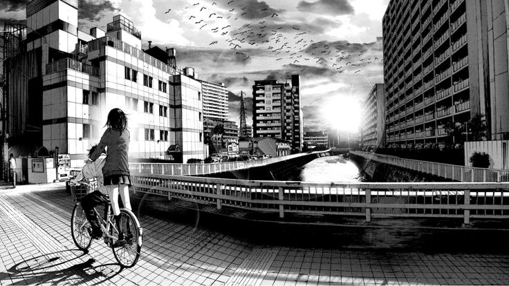 Inio Asano Art