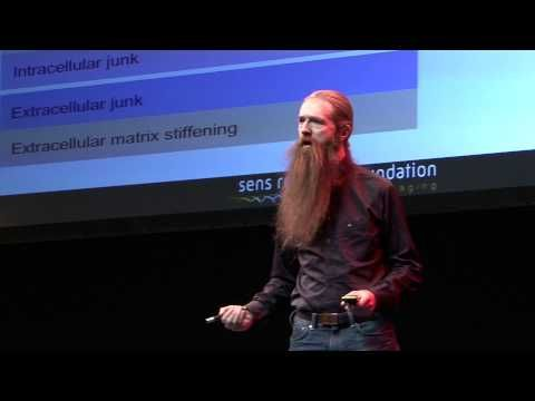 Seeking immortality: Aubrey de Grey at TEDxSalford - YouTube