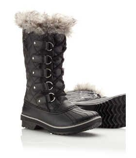 Sorrel boots...cant wait to wear in the snow!  Super cute too!