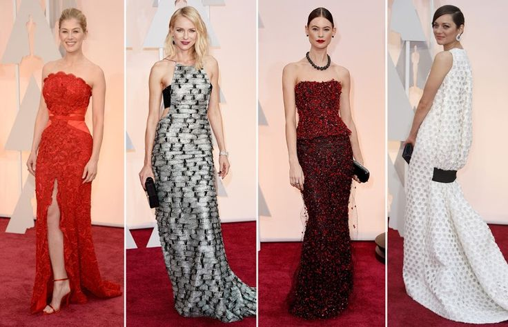 ¡Amamos su estilo! | 87th Academy Awards | Pinterest | Famous people and Red carpet