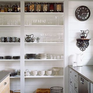 23 best images about Open Pantry on Pinterest Open kitchen
