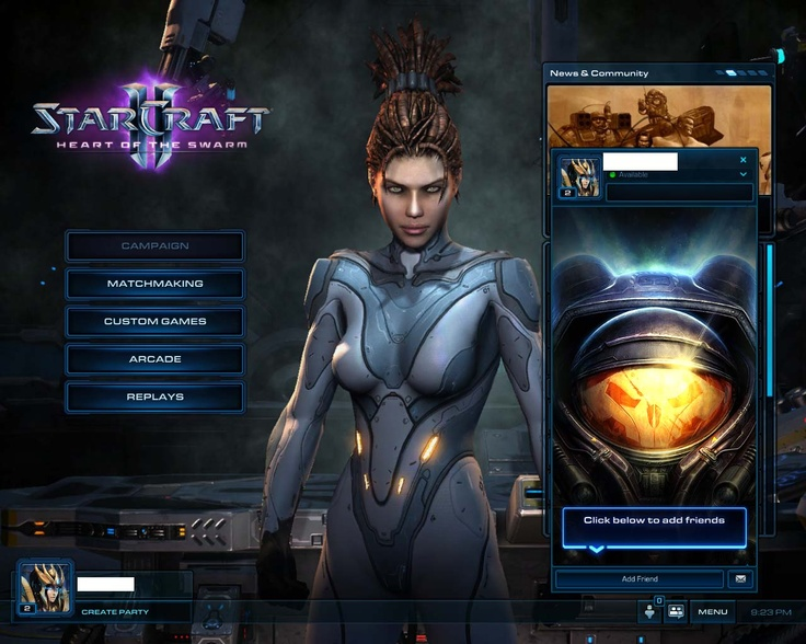 Of Swarm Working Matchmaking Starcraft Heart 2 The Not