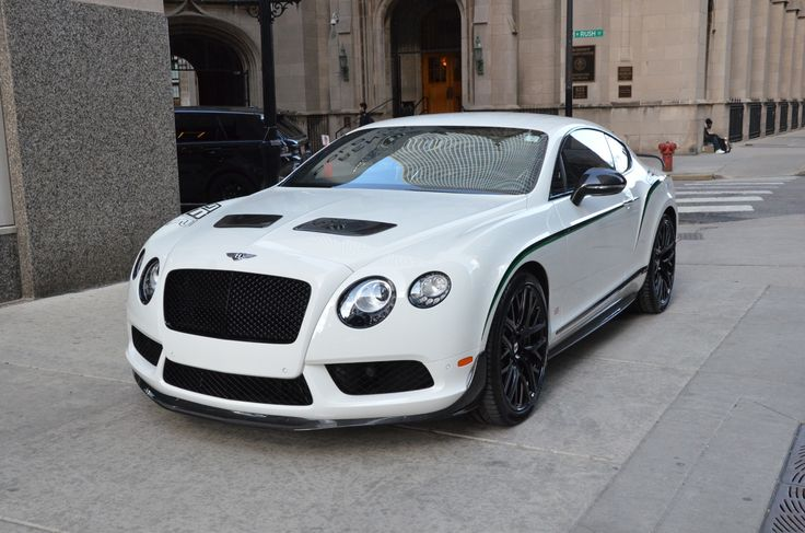 2015 Bentley Continental GT3-R Stock # B690 for sale near Chicago, IL | IL Bentley Dealer
