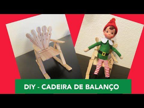 Kalinka Carvalho- Blog - Faça você mesmo - Cadeira de balanço