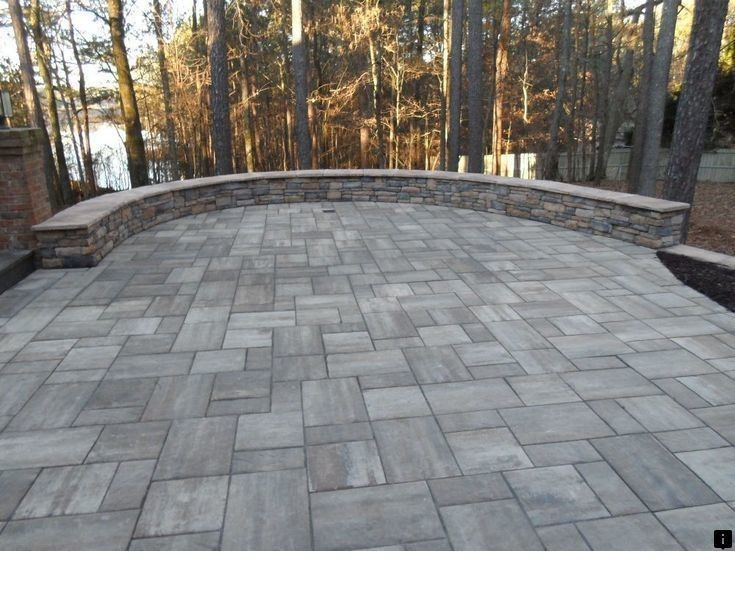 Read Information On Black Concrete Pavers Simply Click Here For More Info Enjoy The Website Patio Pavers Design Pavers Backyard Patio Design