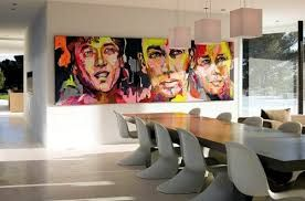 Come get inspired with these pop art pieces for the best inspirations for your interior design project at http://essentialhome.eu/