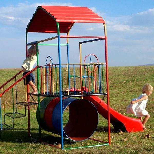 Kidzplay Operates Nationwide Selling Steel Playground