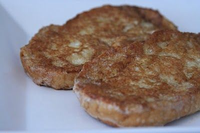 Coconut crusted french toast | (Healthy) Snack Attack | Pinterest