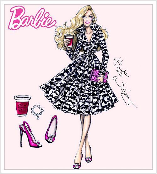 Barbie Style by Hayden Williams