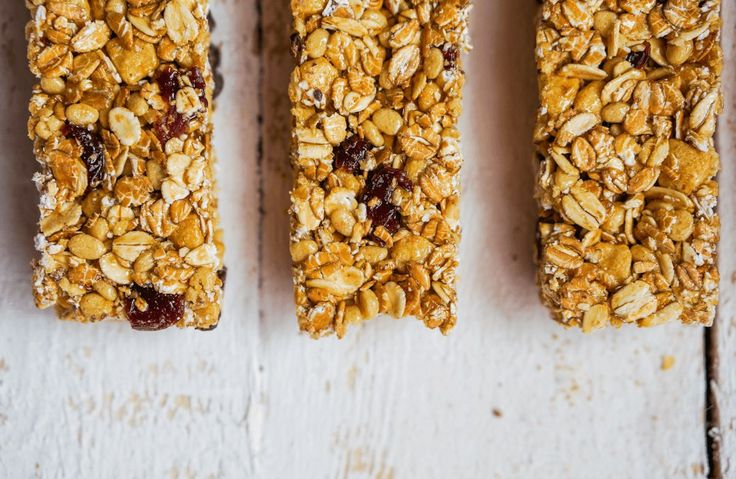 These healthy breakfast bars provide a respectable level of protein and fiber without a ton of calories. Best of all, they can be eaten on the run. Reconfigure the