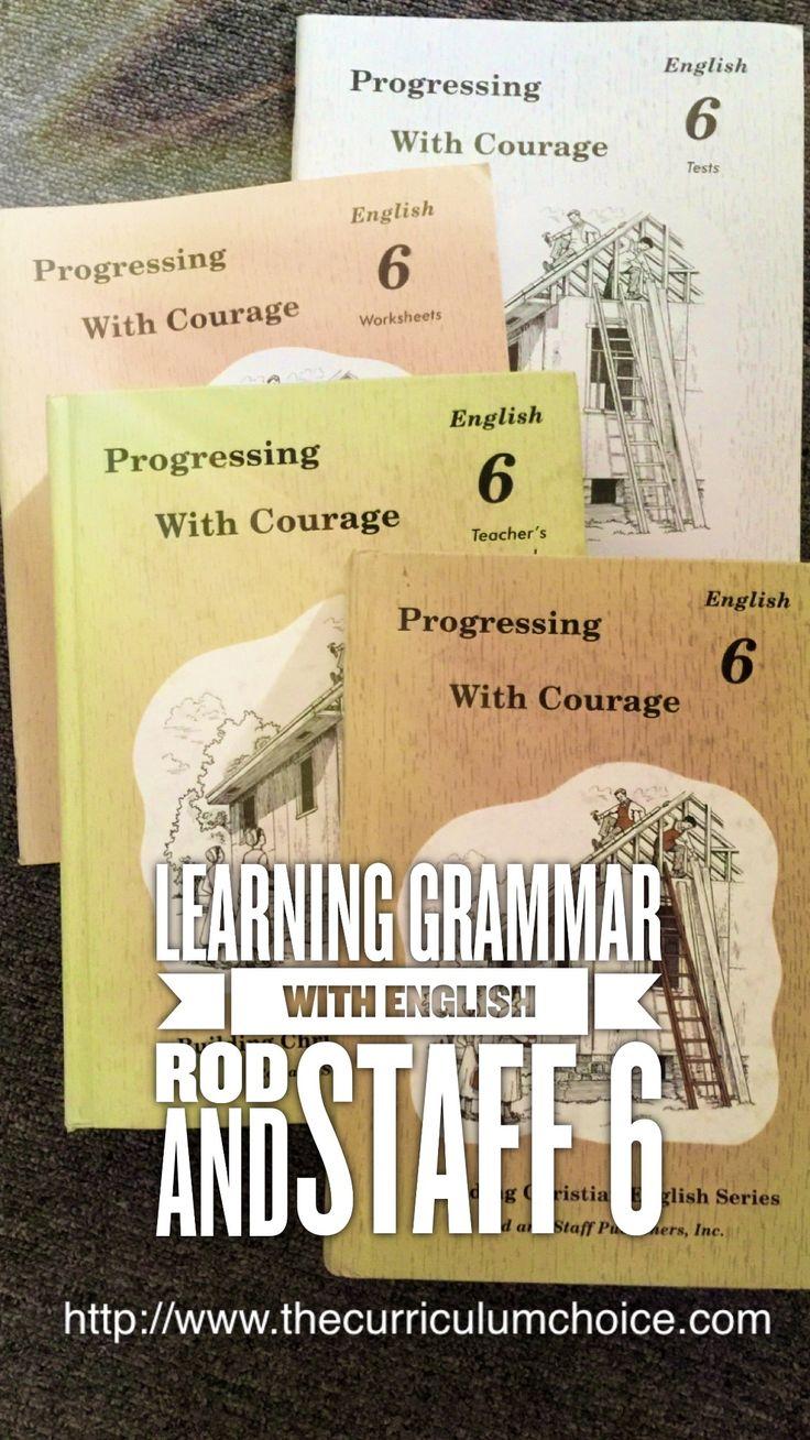 Workbooks rod and staff workbooks : 125 best Language Arts/Grammar images on Pinterest | Homeschool ...
