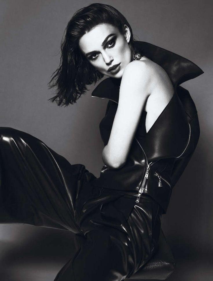 Dark Rebellious Editorials : interview magazine april 2012