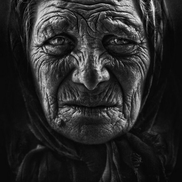 Astounding New Photographic Portraits by Lee Jeffries