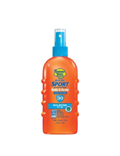 #Banana #Boat Quik Dri Sport Body and Scalp Spray Sunscreen SPF #30   really love it!   http://amzn.to/HMFvyw