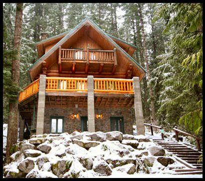 Beau Baker Lodging Cabins And Condos At Mount Baker / Glacier, Washington!  Vacation Rental In Mt Baker