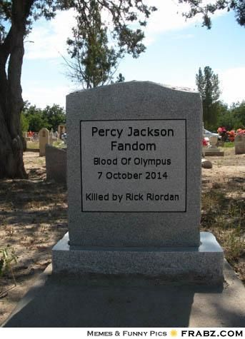 Percy Jackson - Community - Google+