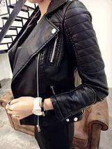 Кожаные куртки женские 50 фото - Модные фасоны и модели.