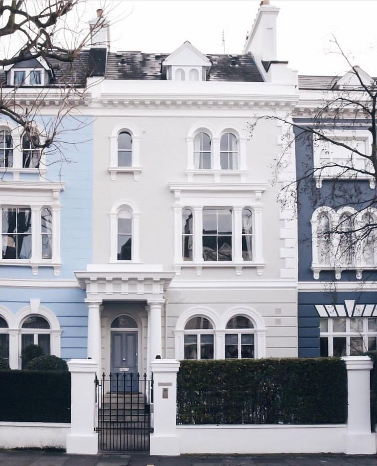 "68.7k Likes, 349 Comments - @LONDON (@london) on Instagram: ""House goals x #NottingHill  