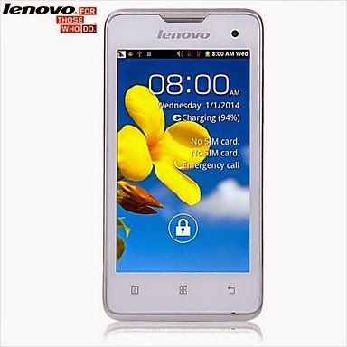 Lenovo A396 Android | Moviles Libres Baratos