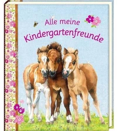 spiegelburg pferdefreunde kindergarten freundebuch - Google-Suche