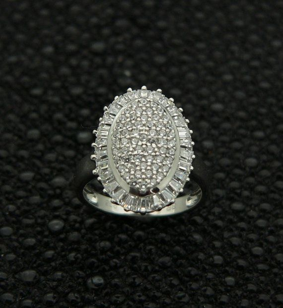 new,925,sterling,silver,classic,ladies,oval,shape,design,ring,handset,cz,rhodium,plated,plus,jewelry,gift,box