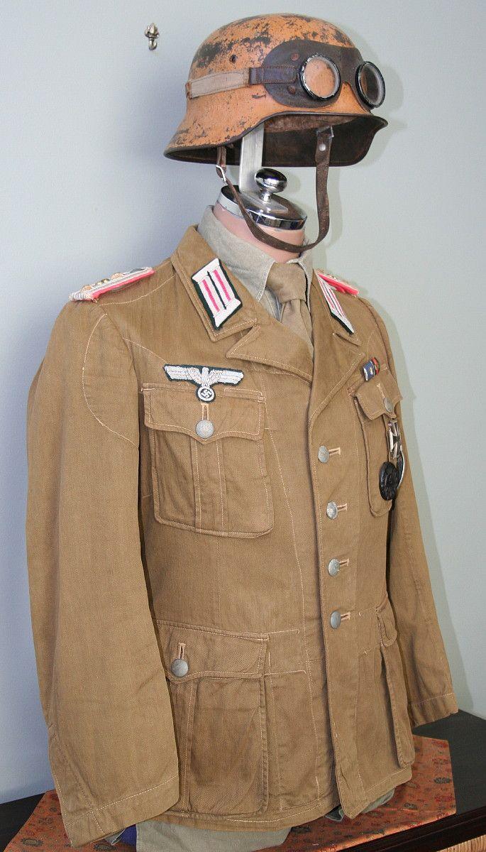 AfrikaKorps tunic