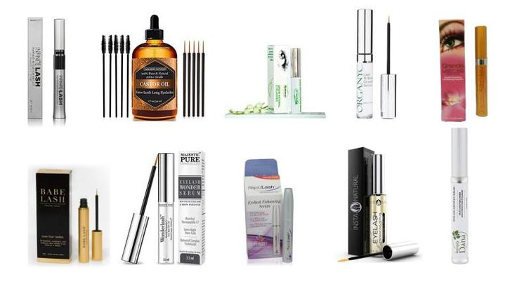 Top 20 Best Eyelash Growth Serums 2017: Which Is Right for You?