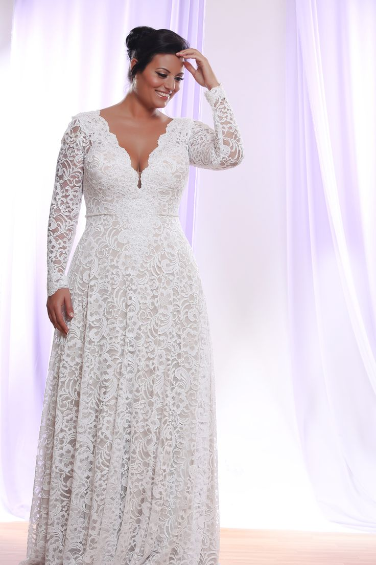 An elegant collection of plus size wedding dresses at The Designer Bridal Room. We embrace women of every shape. Find your perfect gown at our Armadale store.