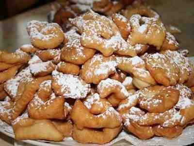 Clo's Sensuous Delights: Scharwa, Beignets Alsaciens De Carnaval...(2ème recette)...